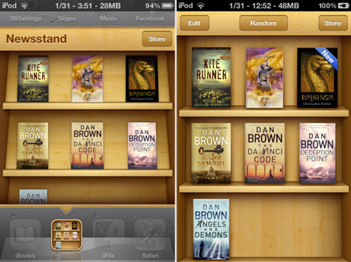 booksstand1 copy Cydia : Booksstand passe en version 1.0.3 [CRACK]