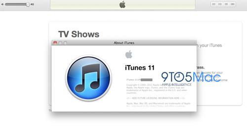 itunes 11 iPh1 iTunes 11 et iOS 6 dans les starting blocks ?