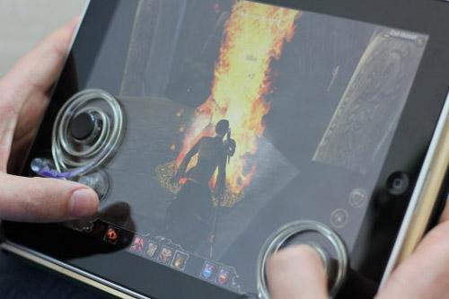 joy ipad Apple préparerait un joystick pour iPad et iPhone
