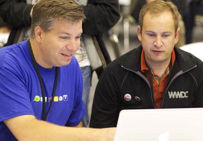 work wwdc iph Apple Worlwide Developers Conference (WWDC) du 11 au 15 juin