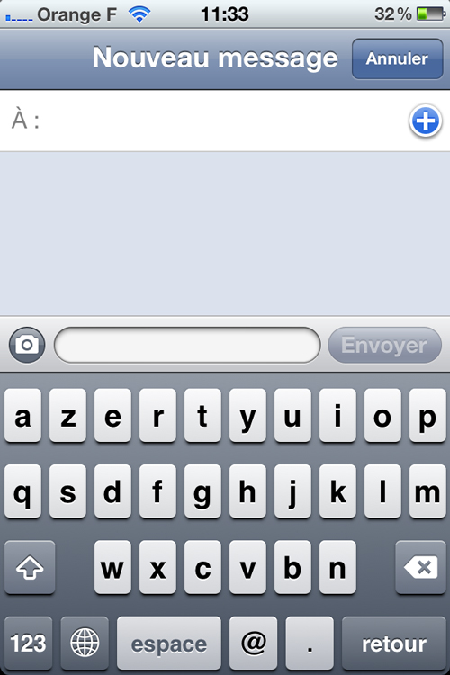 Photo 06 05 12 11 33 29 Cydia : SwipeSelection, déplacez le curseur différemment
