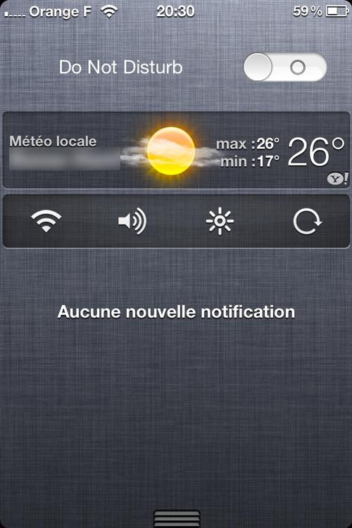 Photo 10 05 12 20 31 00 Cydia : DoNotDisturb, désactiver les notifications en un seul clic