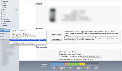 Sans titre 5 TUTO : Jailbreak untethered iOS 5.1.1 avec Absinthe 2.0.4