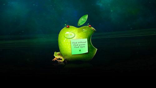 apple green ecolo Lénérgie verte, une cause importante pour Apple