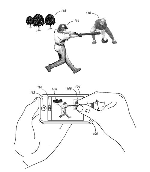 brevet Apple focalisation multiple Brevet Apple : système de focalisation multi point pour lappareil photo