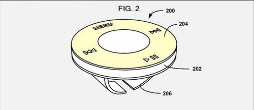 commande volant apple 2 Apple dépose un brevet pour une commande à distance au volant