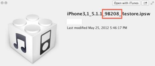 ew nuild1 570x242 Apple relâche une nouvelle version de liOS 5.1.1 pour iPhone 4 [MAJ]