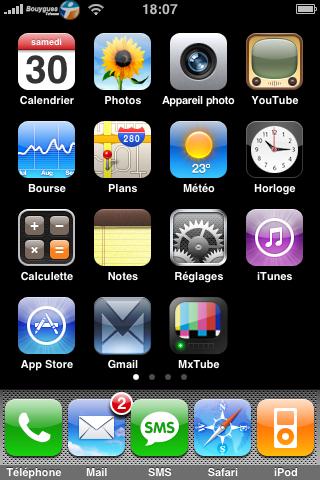 fiveiconesdock [CYDIA] Liste des tweaks compatibles iOS 5.1.1