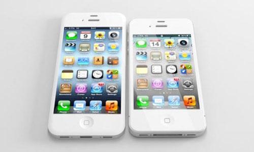 iphone 5 ecran 4 pouces wall street journal Lécran 4 pouces de liPhone 5 ne serait pas quune rumeur