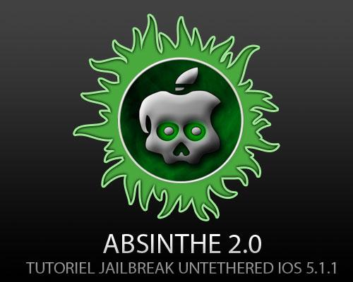 jailbreak untethered iOS511 absinthe TUTO : Jailbreak untethered iOS 5.1.1 avec Absinthe 2.0.4