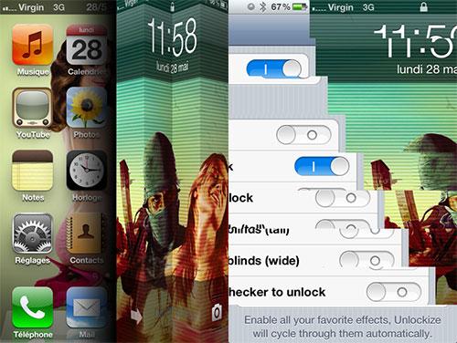 unlockize tweak cydia1 Cydia : Unlockize, déverrouillez votre iPhone avec classe [CRACK]