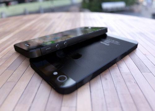 3d render iphone 5 1 iPhone 5 : pré commandes le 12 septembre ?