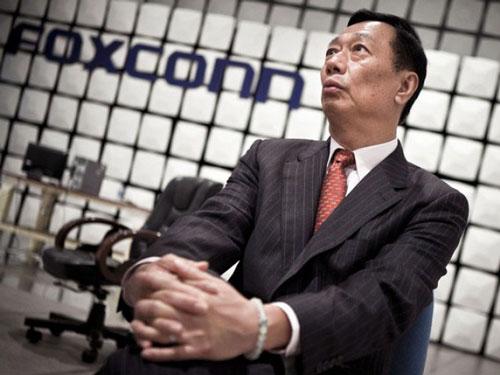 Foxconn ceoterry gou LiPhone 5 va ridiculiser le Samsung Galaxy SIII
