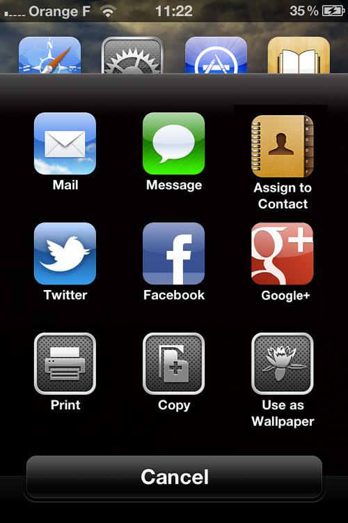 Photo 18 06 12 12 45 45 Cydia : iOS 6 Photo Menu, un avant goût du nouvel iOS