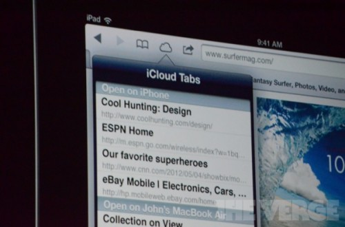 apple wwdc 2012  1002 500x330 Le bilan de la Keynote WWDC 2012