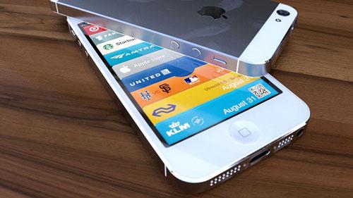 iphone 5 blanc 01 De nouvelles rumeurs sur liPhone 5