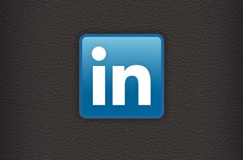 linkedin logo Lapplication LinkedIn sapproprierait vos données Calendrier