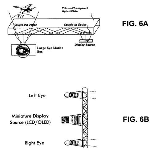 Apple glass lunette gollgle brevet Apple prépare aussi son projet de lunette ? [VIDEO]