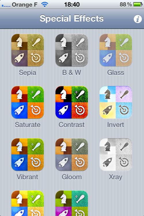 aicon2 Cydia : Aicon, ajoutez des filtres sur vos icônes