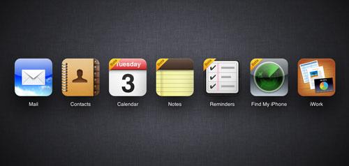 beta icloud Les développeurs peuvent tester le nouveau iCloud