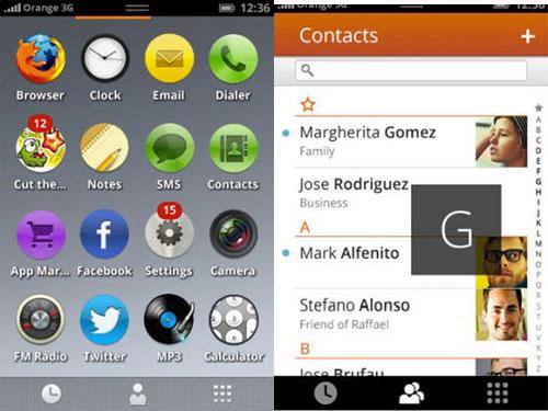 fireofxos Firefox OS : un concurrent à iOS et Android ?