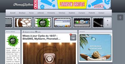 iPhone3gsystem Le guide du nouvel utilisateur