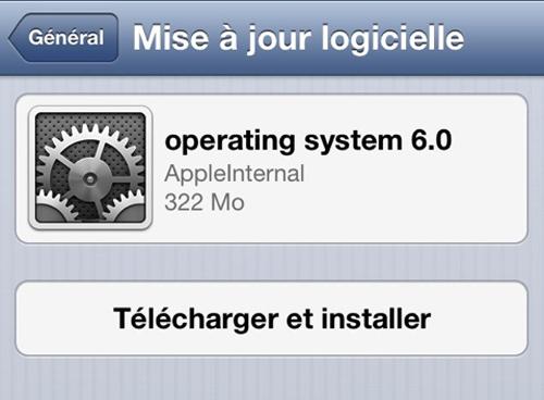 ios 6 beta 2 Apple se bat contre les vendeurs dactivation UDID pour les bêta iOS