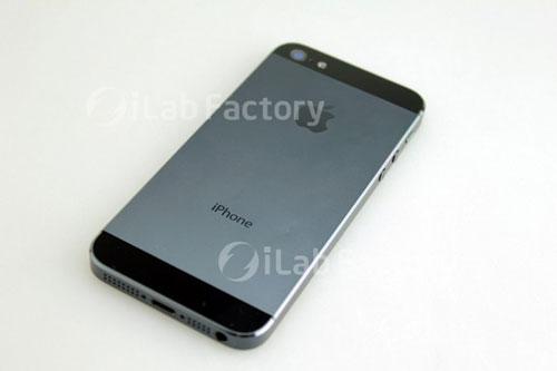 ip iPhone 5 : des photos et une vidéo dun modèle assemblé