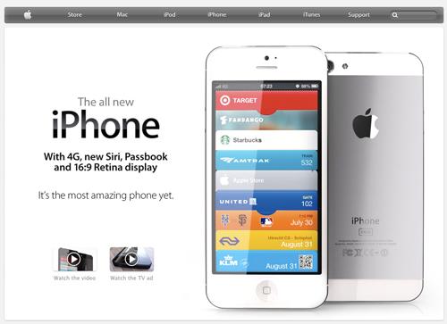 iphone 5 le nouvel iphone Le prochain iPhone ne sera pas «iPhone5»