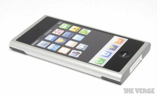 iphone5 Des photos des différents prototypes diPhone et diPad