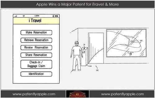 itravel app apple brevet iTravel : lapp officielle de Apple pour voyager facilement