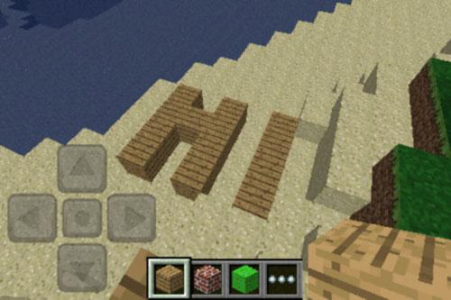 mpe Minecraft Pocket Edition passe en version 0.3.3