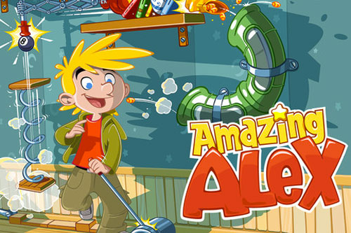 mza 3268578030889980425.320x480 75 Amazing Alex, le nouveau jeu de Rovio