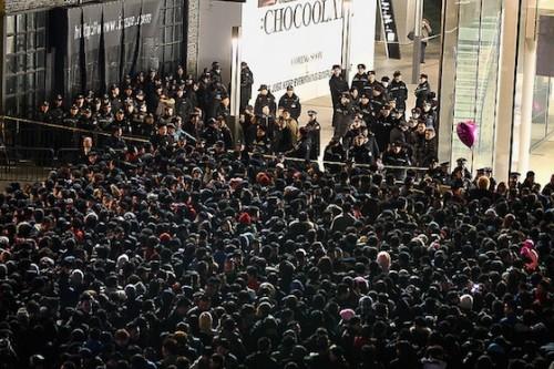 Chine : un Apple Store pour 216 millions de clients