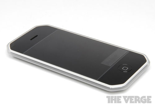 proto Des photos des différents prototypes diPhone et diPad