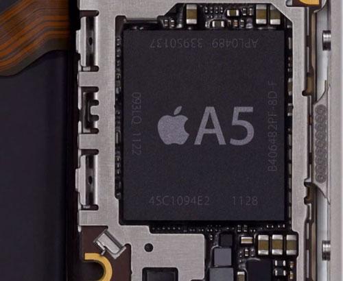 quad core iphone 5 Un processeur quad core pour liPhone 5