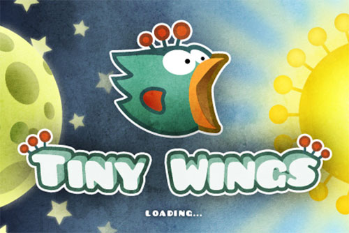 tinywings Tiny Wings 2 sera disponible le 12 Juillet [VIDEO PROMO]