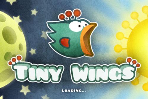 tinywings Tiny Wings 2 disponible sous forme de mise à jour gratuite