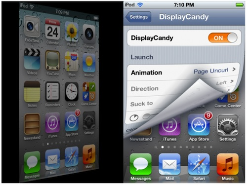 DisplayCandy2 Cydia : DisplayCandy passe en version 1.0.0 2