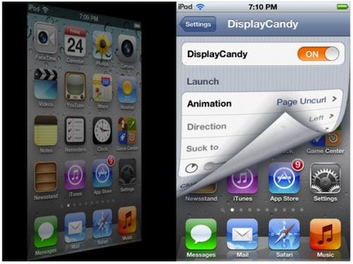 DisplayCandy2 Cydia : DisplayCandy passe en version 1.0.0 3