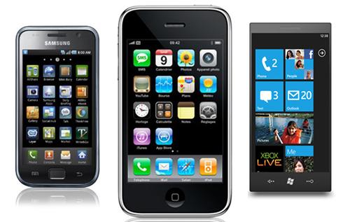 compare samsung windows iphone Samsung «avoue» avoir eu une crise de conception après liPhone