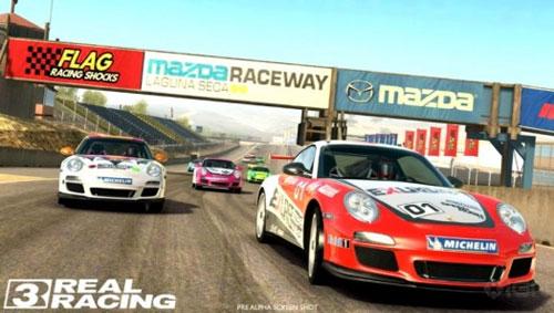 realracing3 Une première vidéo pour Real Racing 3