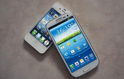 samsung apple Apple dépose une nouvelle plainte contre Samsung