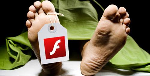 situliscaalorsjetaimebientrololol Flash disparait du système Android