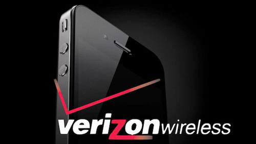 verizon iphone black Verizon, Steve Jobs et la 4G LTE