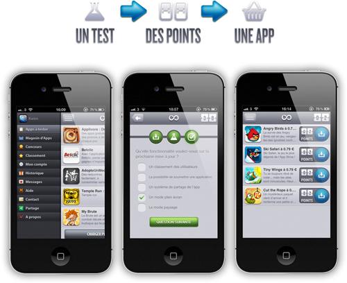 21 freevore : Ne payez plus vos applications iPhone, Gagnez les !