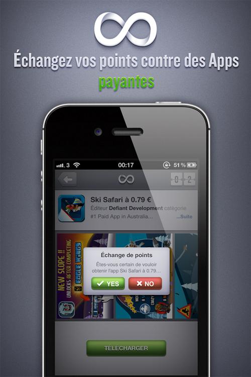 33 freevore : Ne payez plus vos applications iPhone, Gagnez les !