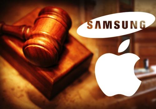 Samsung Apple1 Samsung/Apple, cest reparti pour un tour