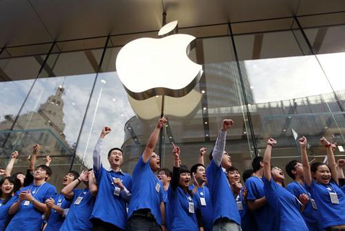 apple fortune 8eme place Croissance la plus rapide, Apple est 8ème