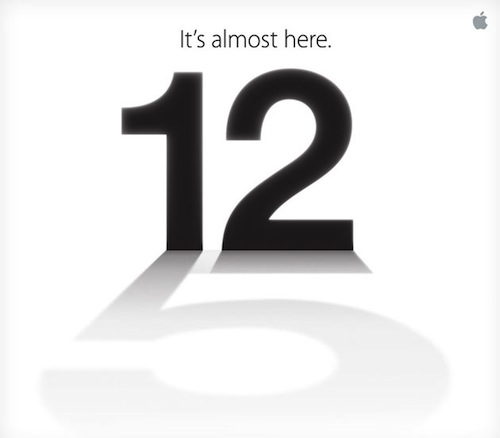 apple keynote 12 septembre iphone 5 freshnews Le bilan du keynote : iPhone 5, iOS 6, iPod et iTunes 11 [MAJ]